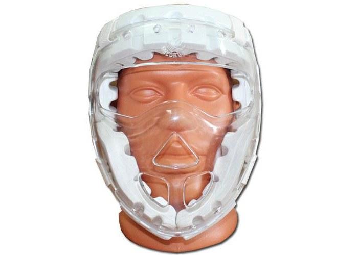 Маска шлем для лица